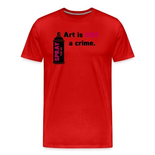 Doctor who? - Men's Premium T-Shirt