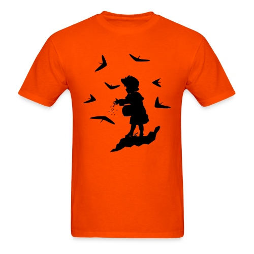 HG - FEEDING WINGS - Men's T-Shirt