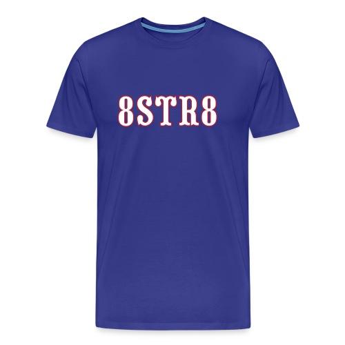 8 STR8 Big 12 Champs - Men's Premium T-Shirt