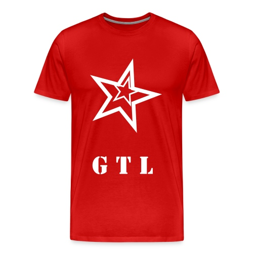 G T L Jersey Shore  - Men's Premium T-Shirt