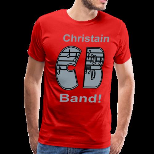 Christain Band - Men's Premium T-Shirt