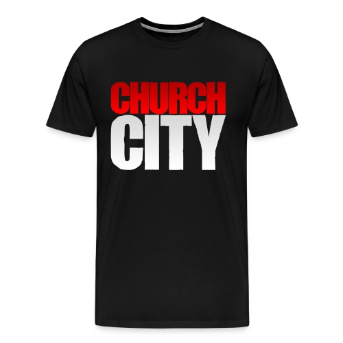 Church City Shirt - Men's Premium T-Shirt