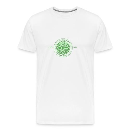 Ireland, Celtic, Pub - Men's Premium T-Shirt