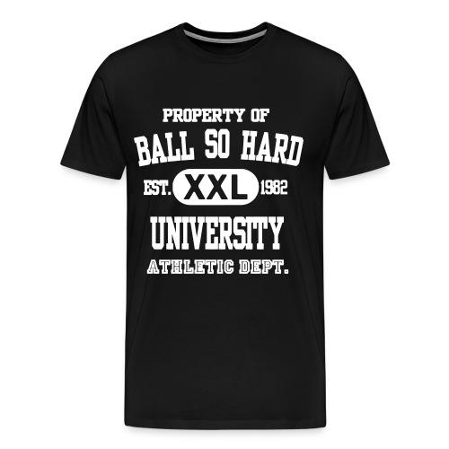ball so hard tee - Men's Premium T-Shirt