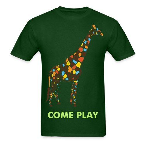Come Play - Men's T-Shirt