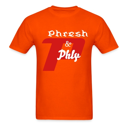 Phresh & Phly - Men's T-Shirt
