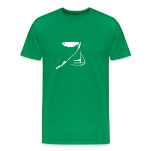 FL Keys - Men's Premium T-Shirt