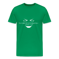 T-Shirts ~ Men's Premium T-Shirt ~ Terrible Fate Men's 3XL 4XL T-Shirt