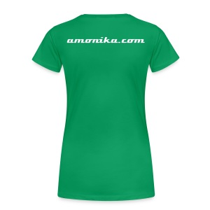 Women's Lucky Girl Plus Size Short Sleeve T-Shirt - Women's Premium T-Shirt
