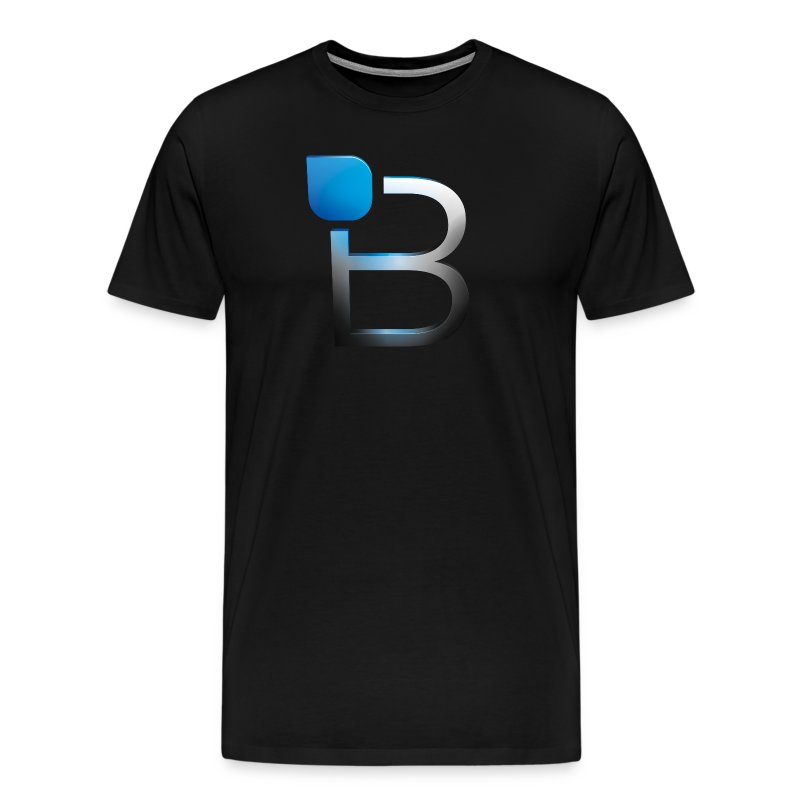 B Shirt XL - Men's Premium T-Shirt