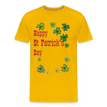 Happy St Patrick's Day, in Shemrok's