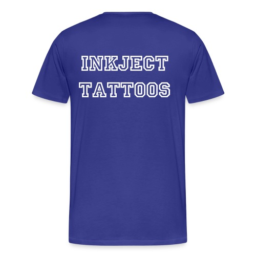 Collegiate ink t-shirt - Men's Premium T-Shirt