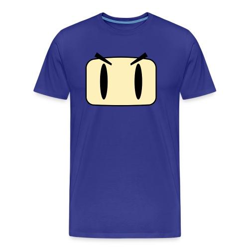 Bomber Man - Men's Premium T-Shirt