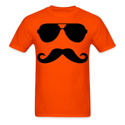 Glasses Creeper - Men's T-Shirt