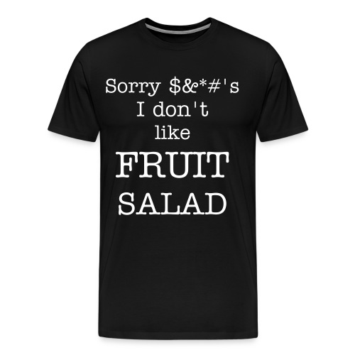 Sorry ****'s - Men's Premium T-Shirt