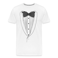 T-Shirts ~ Men's Premium T-Shirt ~ Dinner Jacket T Shirt