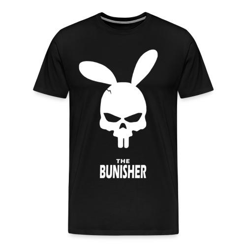 The Bunisher - Men's Premium T-Shirt
