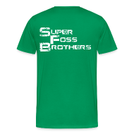 T-Shirts ~ Men's Premium T-Shirt ~ SFB Men's 3XL and 4XL T-Shirt with Link from Zelda