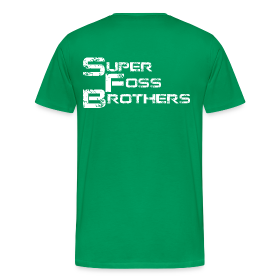 SFB Men's 3XL and 4XL T-Shirt with Link from Zelda ~ 1851