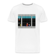 T-Shirts ~ Men's Premium T-Shirt ~ SFB Men't T-Shirt with Link from Zelda