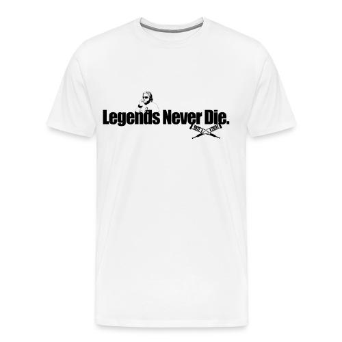 Legends Never Die [Ryan Dunn Shirt] - Men's Premium T-Shirt