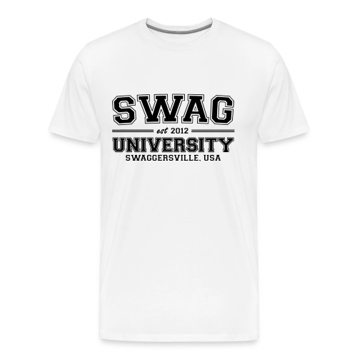 Swaggersville Tee - Men's Premium T-Shirt