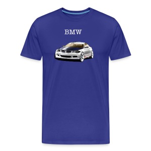 BMW M1 Concept  - Men's Premium T-Shirt