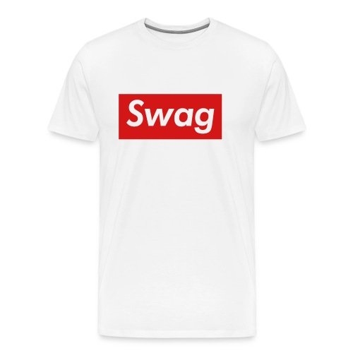 suprem swag - Men's Premium T-Shirt