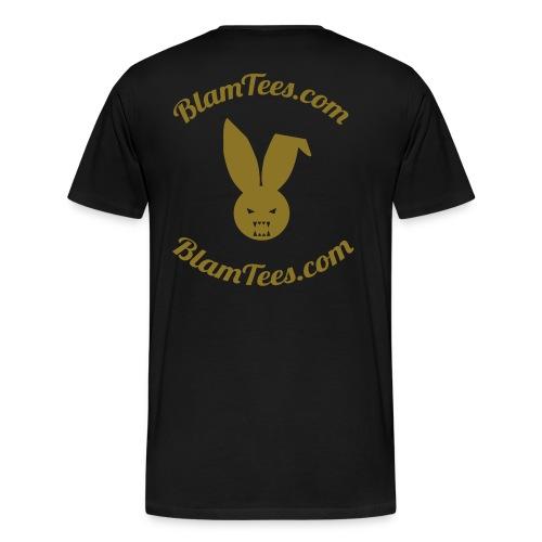 Take A Huge Dump - Dump Truck - Mens T-Shirt - Men's Premium T-Shirt