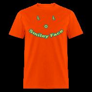 T-Shirts ~ Men's T-Shirt ~ LOL Smiley Face – Mens T-Shirt