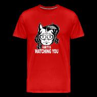 T-Shirts ~ Men's Premium T-Shirt ~ DRESS.SHIRT (for dudes)