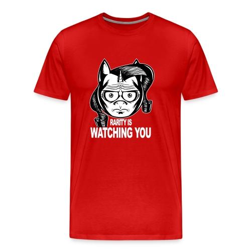 DRESS.SHIRT (for dudes) - Men's Premium T-Shirt