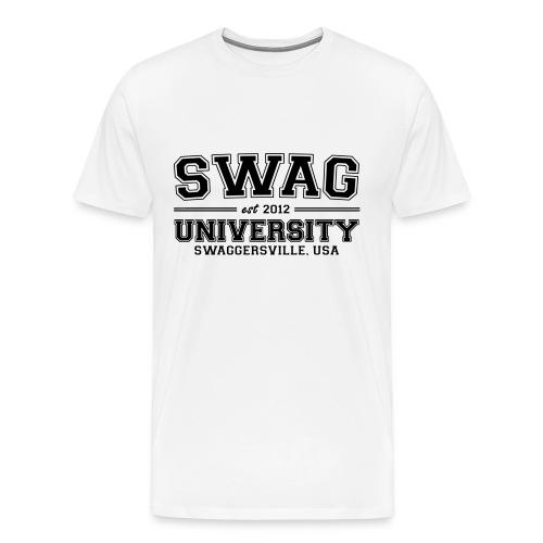 University of swag  - Men's Premium T-Shirt