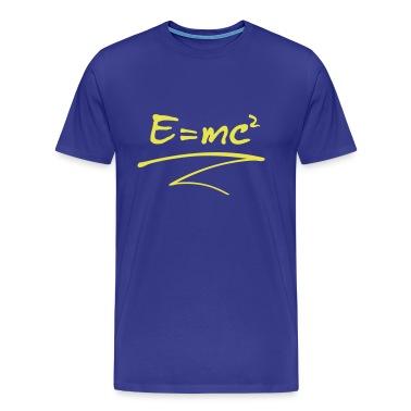 E = mc² T-Shirts