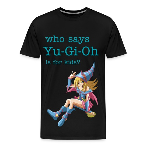 Who Says? - Men's Premium T-Shirt
