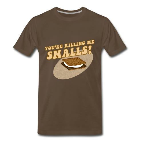 sandlot your killing me smalls - Men's Premium T-Shirt