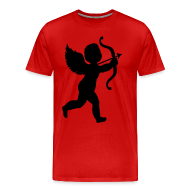 T-Shirts ~ Men's Premium T-Shirt ~ Good/Bad Cupid
