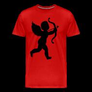 T-Shirts ~ Men's Premium T-Shirt ~ Good/Bad Cupid