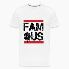 Famous - Classic 80's T-Shirts