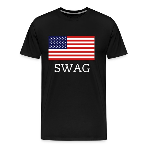 American Swag - Men's Premium T-Shirt