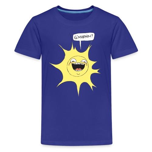 G'MARNIN! - Kids' Premium T-Shirt