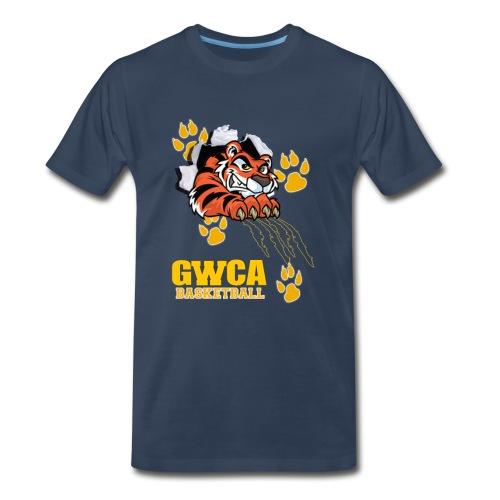 gwca_basketball  - Men's Premium T-Shirt