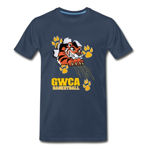 gwca_basketball  - Men's Premium T-Shirt