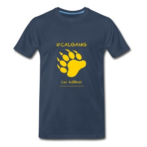 Cal Softball - Men's Premium T-Shirt