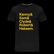 T-Shirts ~ Men's Premium T-Shirt ~ '95 Rockets