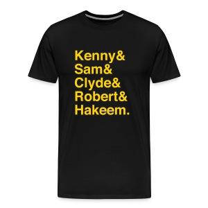 '95 Rockets - Men's Premium T-Shirt