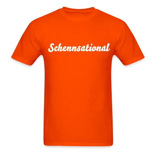 Schennsational (Male) - Men's T-Shirt