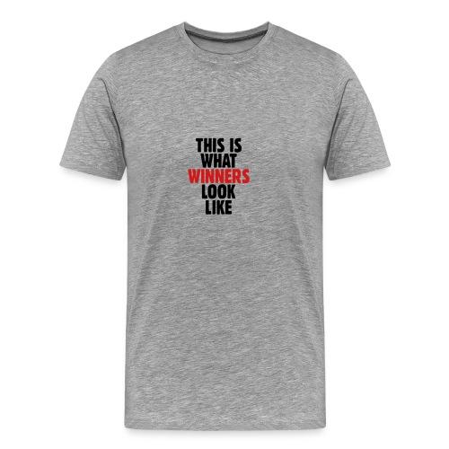 Winner - Men's Premium T-Shirt