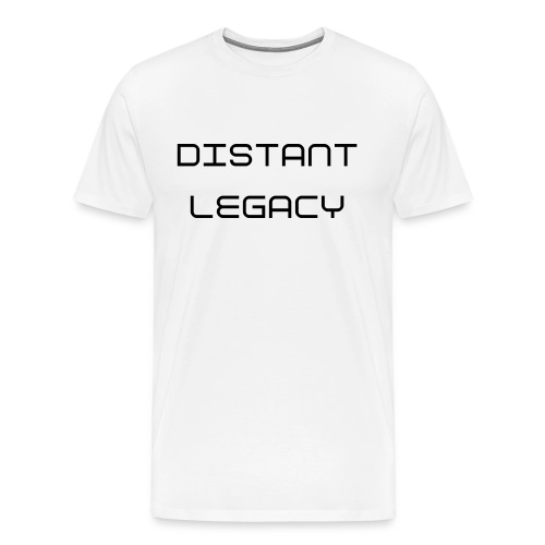 OFFICAL DISTANT LEGACY TEES - Men's Premium T-Shirt