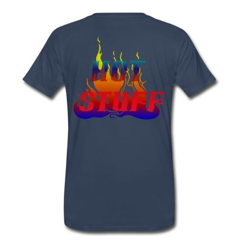 Volunteer Firefighter Support Tee - Men's Premium T-Shirt